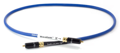 Blue Digital RCA Cable