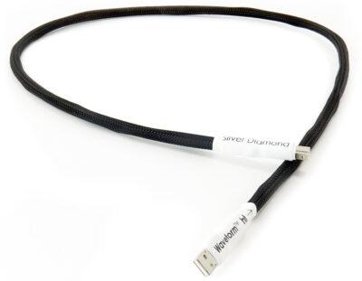 Silver Diamond Waveform hf USB